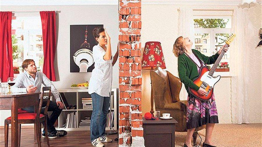 قوانین آپارتمان نشینی سر و صدا ،چطور همسایه مزاحم را ساکت کنیم؟