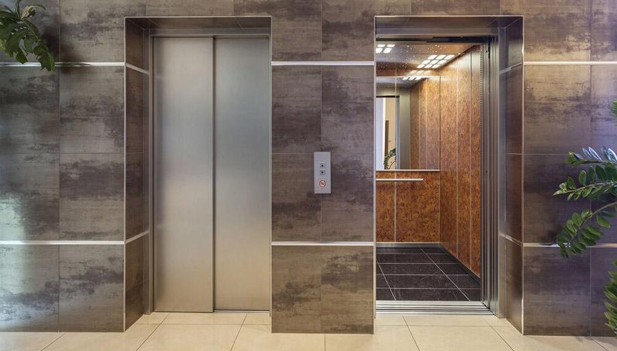 هزینه تعمیر آسانسور همکف