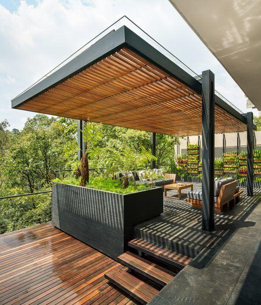 روف گاردن چیست؟ طراحی و اجرای Roof garden