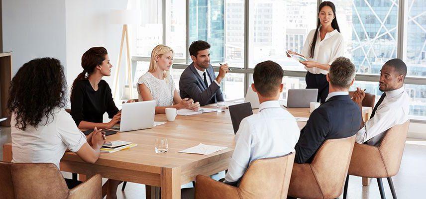 جلسه هیئت مدیره ساختمان