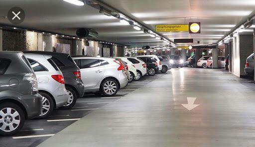 استفاده از پارکینگ بعنوان انباری