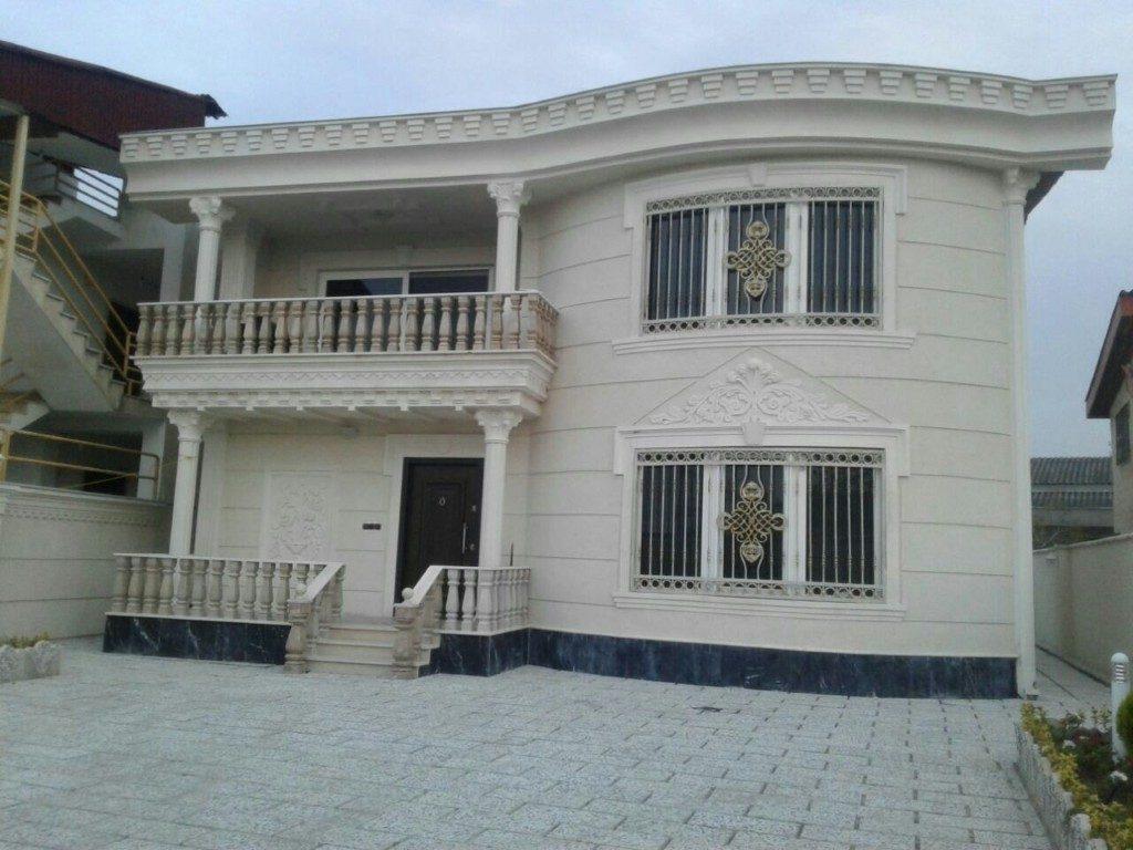 معرفی انواع نمای سنگی ساختمان