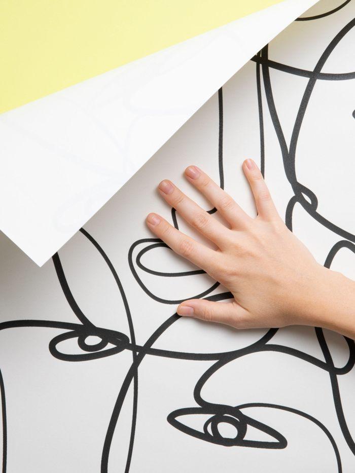 راهنمای انتخاب بهترین کاغذ دیواری