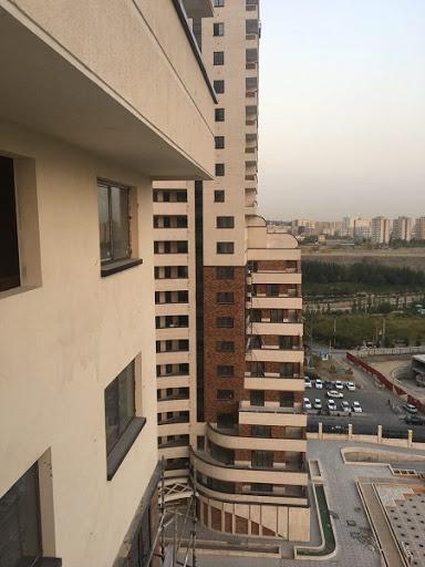 معرفی برج های دوقلو (خاتم) المپیک تهران
