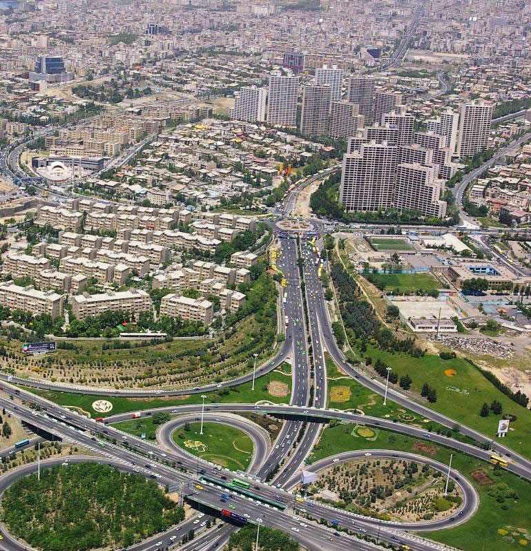 معرفی شهرک غرب تهران